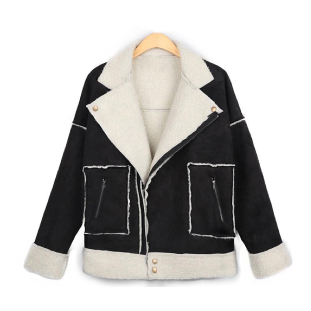 Sheepskin jacket / back order – holypink