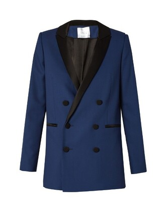 jacket wool jacket wool navy