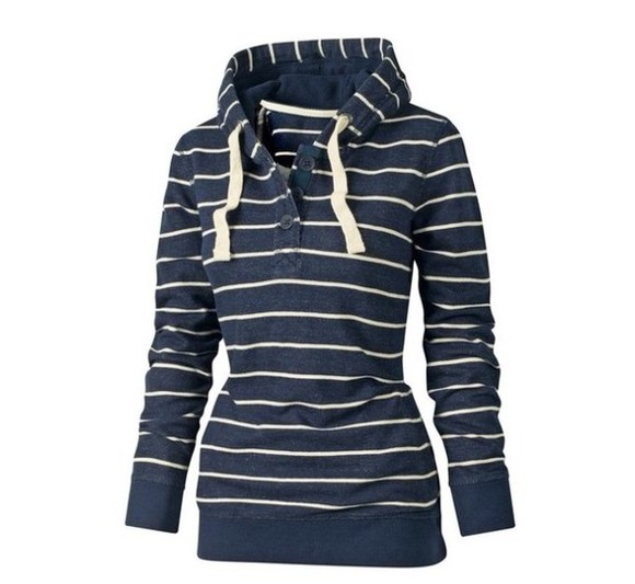 striped jacket haven hoodie