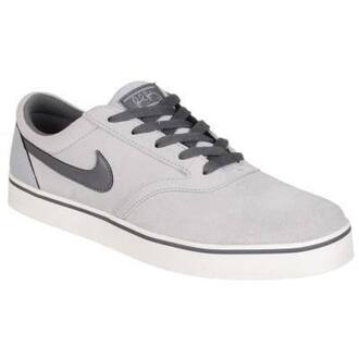 shoes nike grey gray black mens menswear sneakers trainers monochrome comfy nike trainers