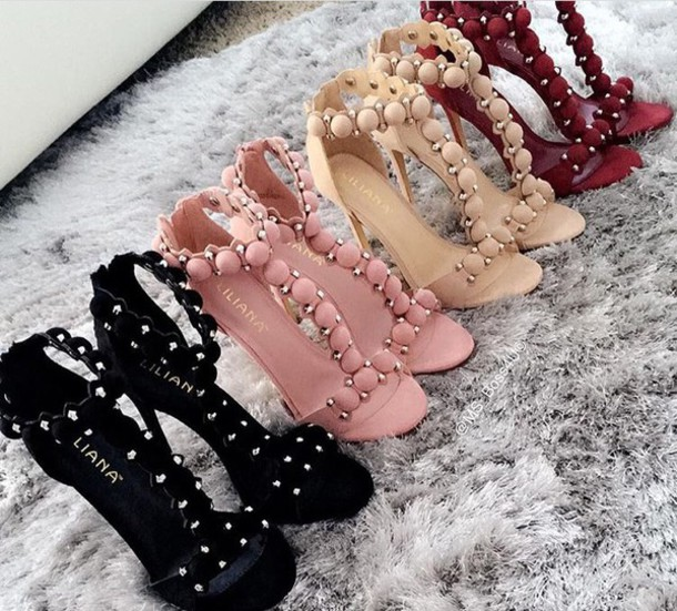 shoes high heel sandals high heels