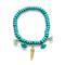 Ring master turquoise bracelet