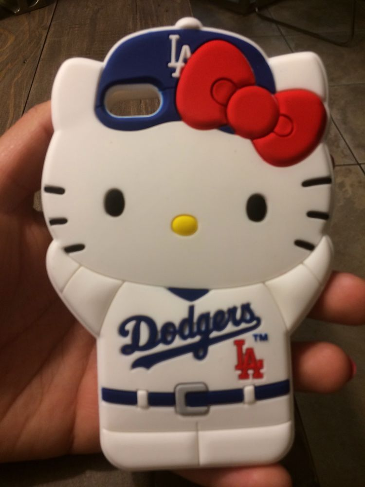 Hello Kitty Dodger iPhone 5 5S Case | eBay