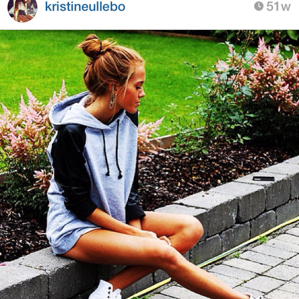 sweater sweatshirt grey summer look outfit fashion clothes winter outfits lov grey black black lether