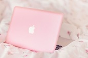 home accessory,light pink,macbook pro,15