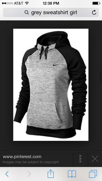 jacket nike jacket sportswear style grunge