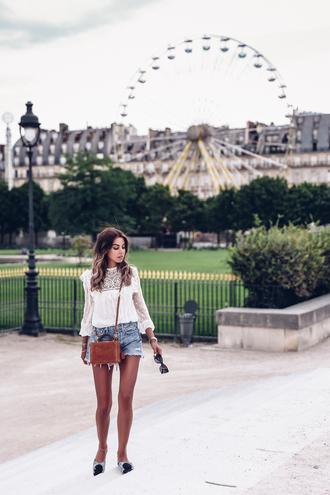 viva luxury blogger bag top shorts jewels