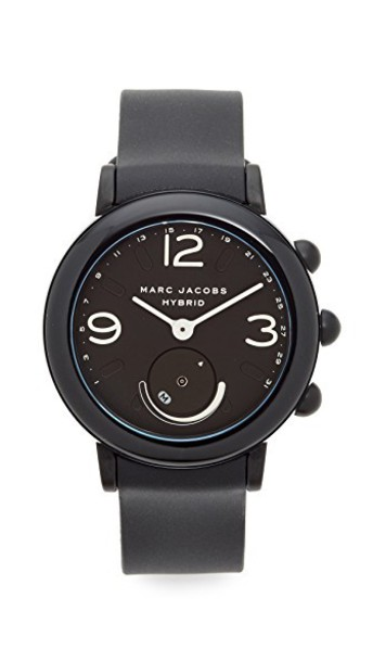 Marc Jacobs watch black jewels