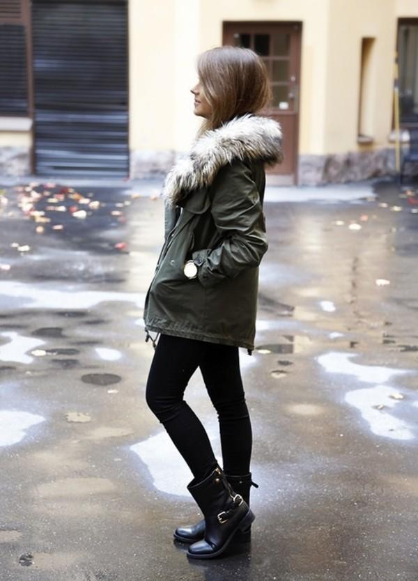 jacket winter jacket