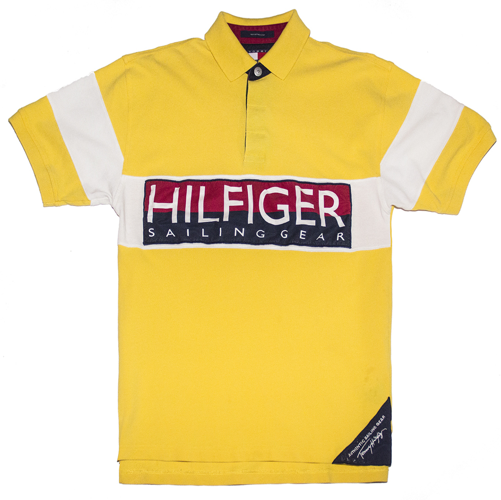 Tommy hilfiger sailing gear polo