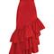 Spicy margarita silk faille dress | moda operandi