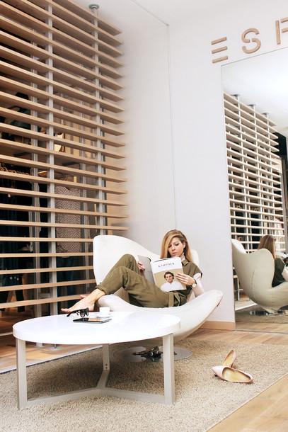 sirma markova blogger jumpsuit belt blouse jewels dress shoes