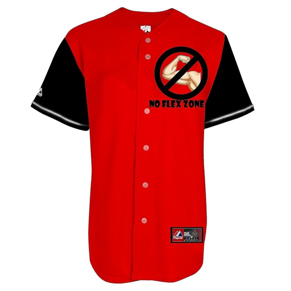 t-shirt no flez zone baseball tee jersey crop jersey tee baseball jersey chris brown legit dope
