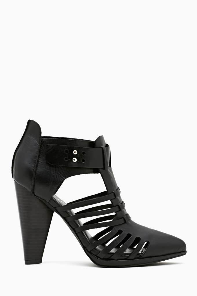 Shoe Cult Reaction Bootie  in  Shoes Sale at Nasty Gal