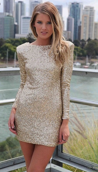 dress gold mini dress gold dress night dress going out