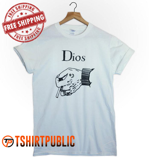 Dios Omar Elite T Shirt Adult Free Shipping - Cheap Graphic Tees