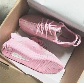 Adidas Yeezys Pink