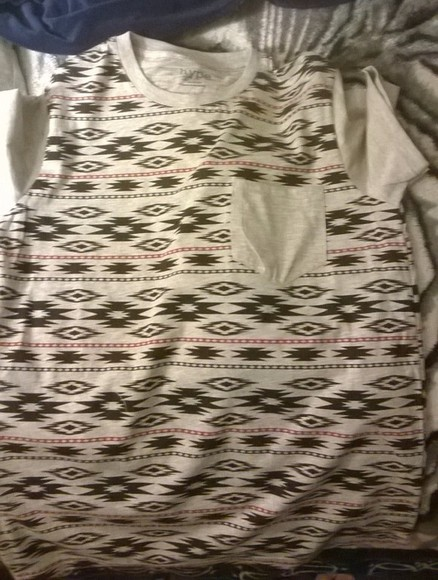 aztec hype short sleeve