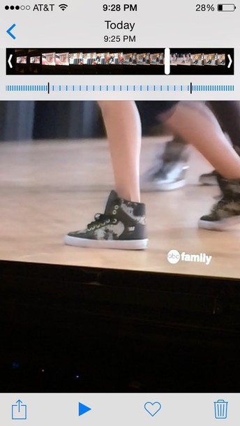 shoes the fosters season 2 episode 17 actor april