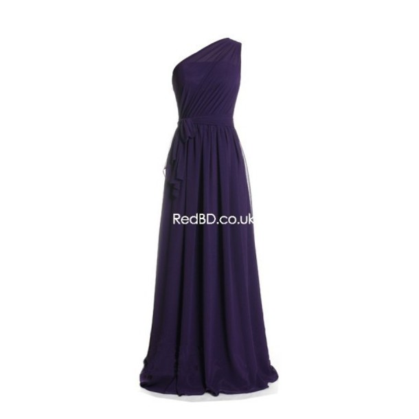 dress long bridesmaid dress one-shoulder bridesmaid dresses plum bridesmaid dresses