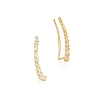 jewels ear crawlers earrings tai bikiniluxe