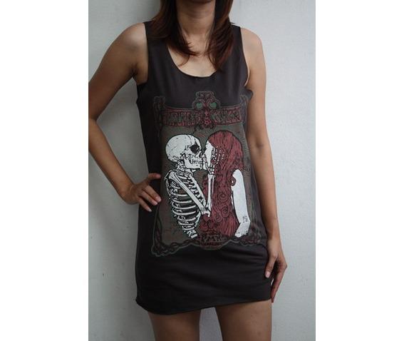 Baroness Kylesa Skull Kiss Rock Tank Tops T Shirt Vest - Tanks & Camis | RebelsMarket