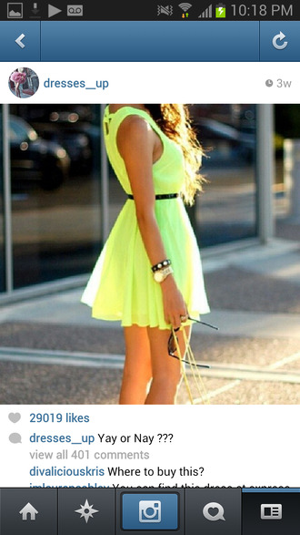 dress light green summer dress lime chic muse flowy cute dress
