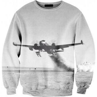 take flight aircraft to take wing 09-09-2014 twitter aircraftporn airplane light grey grey airplane sweater aircraft sweater airplane sweatshirt aircraft sweatshirt