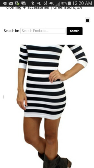 dress bodycon striped dresses on sale