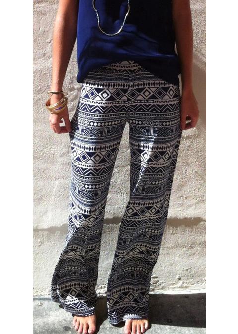 Fashion Floral Pants|Disheefashion