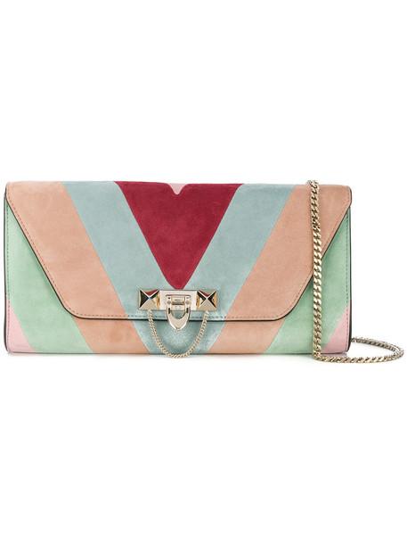 Valentino women bag shoulder bag suede