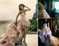Cheap chapel train wedding dresses,long wedding dresses pink wedding dresses,prom dresses,bridesmaid dresses,celebrity dresses