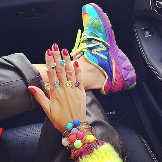 shoes multicolor sneakers nike shoes