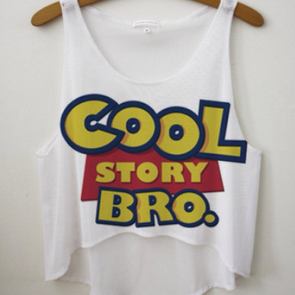 blouse cool story bro