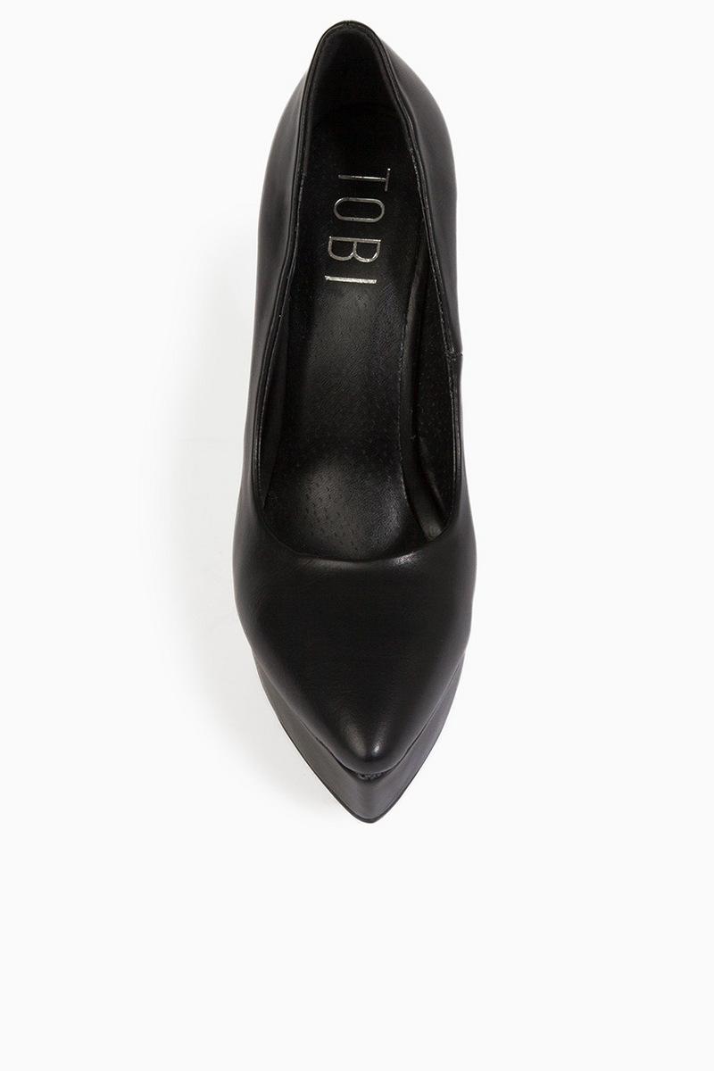 Must-Have Platform Heels $42