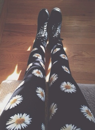 leggings daisy