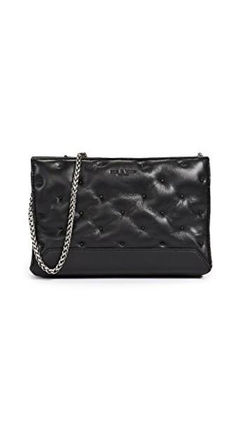 Rag & Bone mini bag studs black