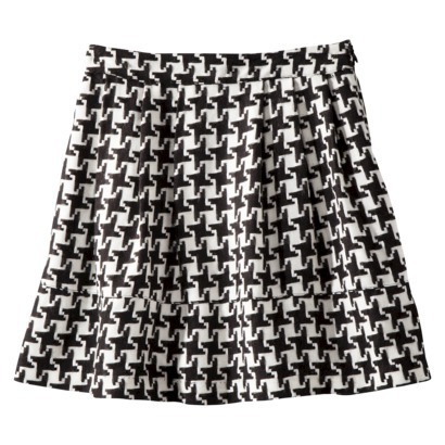 Xhilaration® Juniors Textured A Line Skirt -... : Target