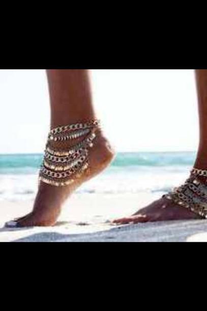 jewels boho foot gloves boho chic bohemian shoes boho jwels jeans summer beachwear beach