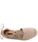 Espadrille folk and ethnic oyster