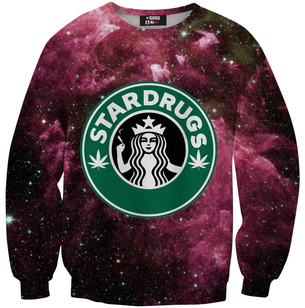 Stardrugs sweater