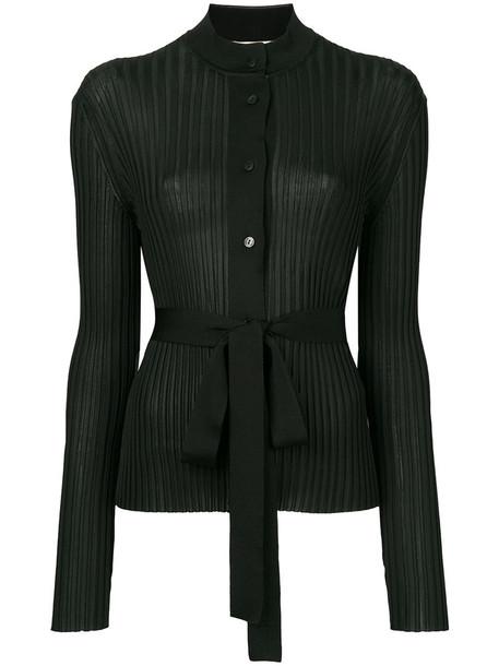 Emilio Pucci cardigan cardigan women black knit sweater