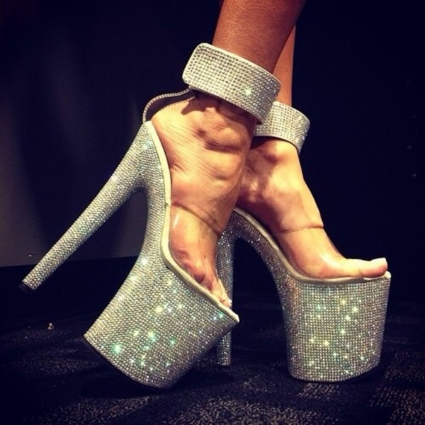 cool stripper shoes