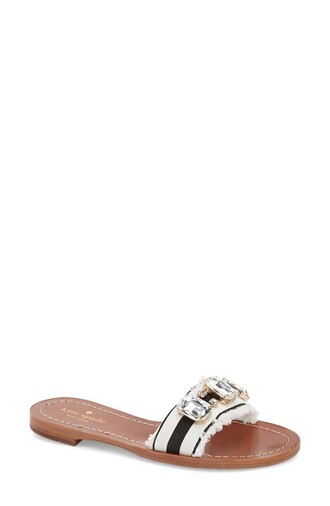 shoes slide shoes mules slip on shoes kate spade