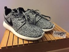 Nike 2013 su women roshe run rosherun nsw sneaker shoes 511882 003 black sail