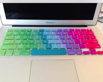 jewels macbook pro macbook keyboard skin