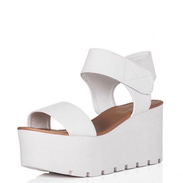 Buy SUN Wedge Heel Platform Flatform
