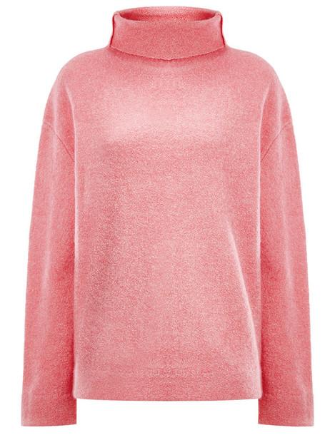 Isabel Marant etoile sweater pink