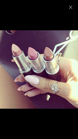 mac lipstick make-up