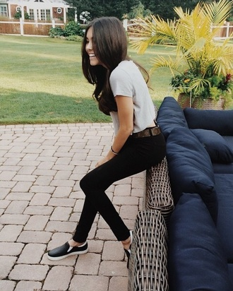 shoes white shoes black shoes black and white black and white shoes madison madison beer beer classic hipster grunge brunette
